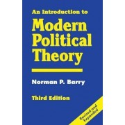 Introduction to Modern Political Theory by Norman P. Barry