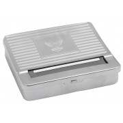 Aparat rulat foite (Roller BOX Automatic) Metalic - CARTEL (70 mm)