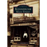 Kennebunk Main Street by Steven Burr