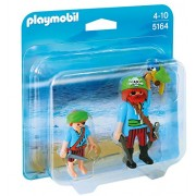 Playmobil 5164 - Duo Pack Pirata E Mozzo
