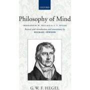 Hegel: Philosophy of Mind by Michael Inwood