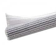 Sleeving Techflex F6 Sleeve 6,4mm, clear/white