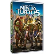 Teenage Mutant Ninja Turtles DVD 2014