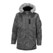 SELECTED HOMME Chad Parka Gunmetal S