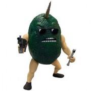 4 Axe Cop Avocado Soldier Figure