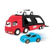 Camion transport masini rosu - Little Tikes