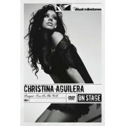 Christina Aguilera - Stripped: Live in the UK (0886971074697) (1 DVD)