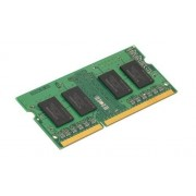 Kingston Technology Kingston KVR13S9S6/2 RAM 2Go 1333MHz DDR3 Non-ECC CL9 SODIMM 204-pin, 1.5V