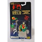 The Adventures of Batman & Robin Squeeze Light The Riddler