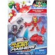 Комплект минифигури Авенджърс - Супер Хироу Машърс - 3 налични модела - Hasbro, 0336331