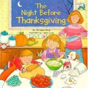 The Night before Thanksgiving by Natasha Wing