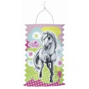 Paarden lampion 30 cm