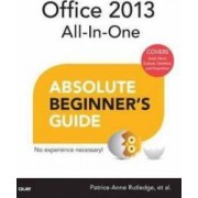 Office 2013 All In One Absolute Beginner