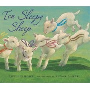 Ten Sleepy Sheep Board Book by Phyllis Root