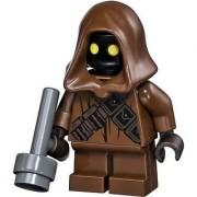 LEGO Star Wars Jawa minifigure with Gray gun from Sandcrawler (75059)