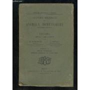 Anatomie Regionale Des Animaux Domestiques - Volume I Equides - Cheval Ane Mulet - Facicule Iii Region Thoracique Membre Antherieur Ou Thoracique