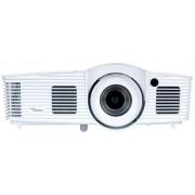 Videoproiector Optoma WU416, 4200 lumeni, 1920 x 1200, Contrast 20000:1, HDMI, 3D (Alb)
