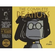 The Complete Peanuts: 1991-1992 by Charles M Schulz