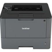 Imprimanta Brother HL-L5000D, laser alb/negru, A4, 40 ppm, Duplex