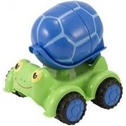 Game / Play Melissa & Doug Scootin Turtle Cement Mixer, Dual Action Cement Container Spins And Tips Toy / Child / Kid