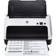 Scanner Scanjet Professional 3000 s2, Color, A4, Duplex, ADF, USB, Alb