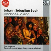 Hans- Joachim Rotzsch - Bach: Johannes Passion (0743214918128) (2 CD)