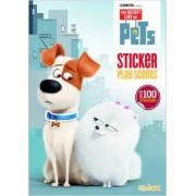 Secret Life of Pets: Sticker Scenes by Centum Books