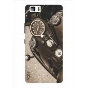 Noise Royal Ride Printed Cover for Huawei P8 Lite - (AM-20)