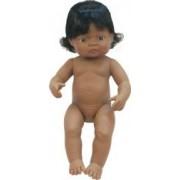 Papusa Latinoamerican Fata Miniland 38 cm