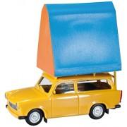 024 167 - Herpa - Trabant 601 S universale con tenda tetto