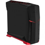 SilverStone SST-RVX01BR W-Case PC, colore: nero