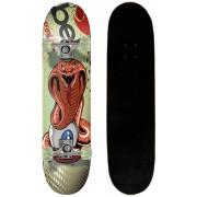 Skate Skateboard Bel Sports Cobra Semi-Profissional Shape 79 cm - 402000