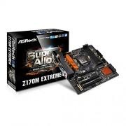 ASROCK Z170 M Extreme 4 Intel Skylake Micro ATX MOTHERBOARD
