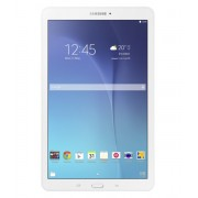 Tableta Samsung Galaxy Tab E T560 : Android, 9.6 inch, 8GB, 1.5 GB RAM, Quad-Core 1.3 GHz, 5MP / 2MP, Wi-Fi - White