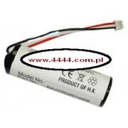 Bateria Creative Zen 20GB 700mAh 2.6Wh Li-Ion 3.7V