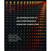 An Introduction to High-performance Scientific Computing by Lloyd D. Fosdick