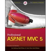 Professional ASP.NET MVC 5 by Jon Galloway