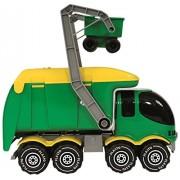 Truck & Recycling Bin, 40 cm