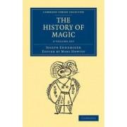 The History of Magic 2 Volume Set by Joseph Ennemoser