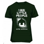Camiseta I see little people