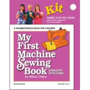 My First Machine Sewing Book by Winky Cherry