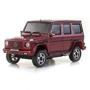 Kyosho Mini Z Overland Sports Mercedes Benz G55 L Amg Dark Red
