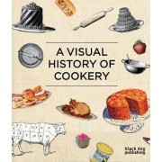 A Visual History of Cookery by Duncan McCorquodale