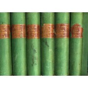 The History Of England From The Invasion Of Julius Caesar To The Revolution In 1688. 12 Tomes En 6 Volumes
