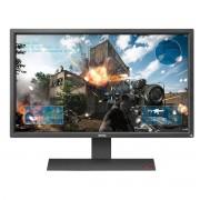 Monitor Gaming Zowie by RL2755, 27 inch, FHD, 1ms, Boxe, Negru/Rosu