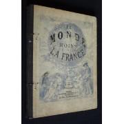 Nouvelle Méthode De Géographie. Le Monde Moins La France
