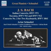 J.S. Bach - Great Pianists: Schnabel.. (0747313328628) (1 CD)