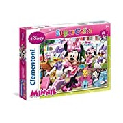 Clementoni - Jigsaw Puzzle 26900.6 - Maxi - Minnie - 60 Pieces