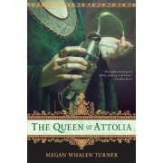 The Queen of Attolia by Megan Whalen Turner