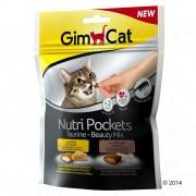 GimCat Nutri Pockets - 150 г Malt-Vitamin-Mix